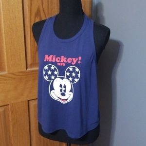 Mickey Mouse Crop Tank